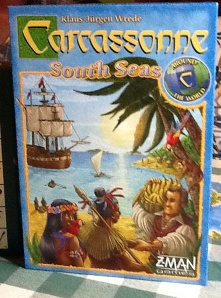 Game - Carcassone South Seas